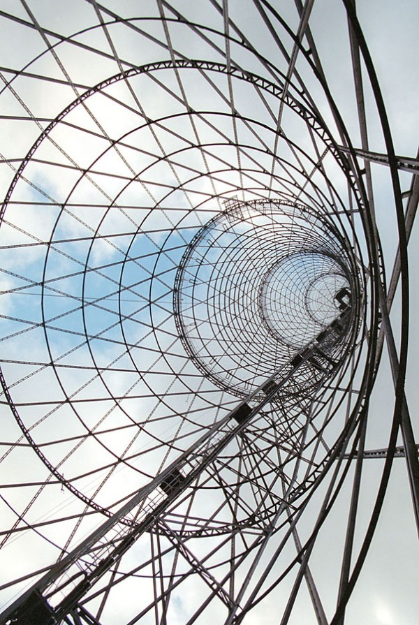 Shukhov_tower_shabolovka_moscow_02 hyperbole space structure