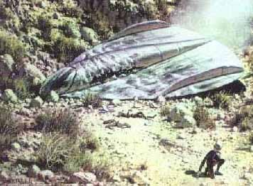 july 2 1947 alien space ship 75 miles nw roswell mexico field of debris ufo wow data line 22