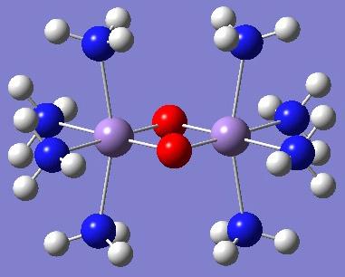 Antiferromagnetic Coupling Molecules High Spin